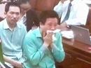 """Đại án OceanBank: Hà Văn Thắm rơi lệ sau """"lời tâm huyết"""" của cấp dưới"""