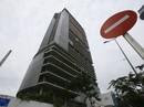 Cận cảnh cao ốc 42 tầng vừa bị xiết nợ ở TP HCM