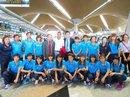 Vietnam Airlines tặng thẻ Bông Sen Vàng và dặm thưởng cho đoàn thể thao SEA Games 29