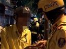 Thanh niên tấn công CSGT ở Gò Vấp