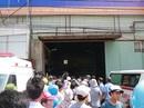 Cháy xưởng bánh kẹo ở Hà Nội, 8 người tử vong