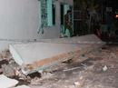 Vụ sập mái hiên ở Vũng Tàu: 3 phụ nữ tử vong là hàng xóm