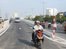 Thông xe nhánh N2 cầu Nguyễn Tri Phương