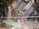 Hai căn nhà ở Sài Gòn đổ sập trong đêm