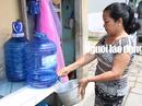 Hàng ngàn hộ dân Hội An lao đao vì cúp nước