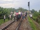 Phát hiện thi thể thanh niên không còn nguyên vẹn bên đường tàu