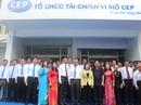 Tổ chức tài chính vi mô CEP: Tiếp tục đồng hành với người nghèo