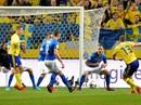 Thua Thụy Điển 0-1, Ý sắp văng khỏi World Cup