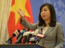 Người Phát ngôn trả lời câu hỏi về việc Việt Nam kỷ luật lãnh đạo
