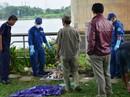 Xác đàn ông tầm 30 tuổi nổi trên sông Sài Gòn