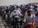 Cấm xe máy, đi bằng gì?