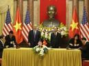 Ký các thỏa thuận hợp tác Việt Nam - Mỹ trị giá hơn 12 tỉ USD