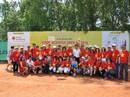 Kết nối cộng đồng người Việt ở Nga bằng quần vợt