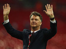 """Từ chối lương """"khủng"""", Van Gaal tuyên bố giải nghệ"""