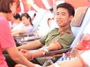 Những người giữ kỷ lục… hiến máu