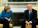 Lãnh đạo Mỹ, Đức tranh cãi chuyện Triều Tiên