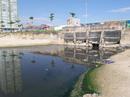 Đình chỉ công trình khách sạn xả nước thải ra biển Đà Nẵng