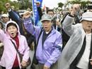 Nhật Bản đền bù kỷ lục trong vụ kiện căn cứ Mỹ