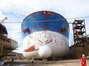 Có thể cho phá sản Nhà máy Đóng tàu Dung Quất
