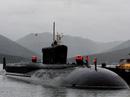 """Siêu tàu ngầm Nga khiến đối thủ Mỹ """"lép vế"""""""