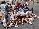 Châu Âu mệt vì nóng, cháy rừng