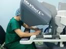 """Phẫu thuật ca ung thư dạ dày đầu tiên bằng """"người máy"""""""