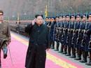 """Triều Tiên phóng """"tên lửa đạn đạo"""" ra biển Nhật Bản"""