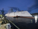 """Trung Quốc phản đối """"siêu"""" khu trục hạm Mỹ tới châu Á"""