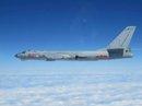 13 máy bay Trung Quốc qua eo biển Miyako, Nhật điều chiến đấu cơ