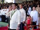 Ông Duterte ra lệnh đóng quân các đảo ở biển Đông