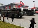 """Mỹ """"phá"""" vụ phóng tên lửa của Triều Tiên?"""