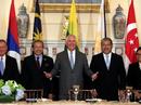 Mỹ gửi Trung Quốc thông điệp dứt khoát về biển Đông