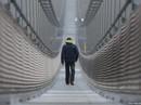 Cầu treo bộ hành dài nhất thế giới