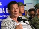 """Ông Duterte: Tiêu diệt phiến quân """"ngay cả khi chúng giết con tin"""""""