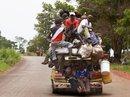 Đi xe quá tải, 78 người chết, 72 người bị thương