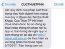 Chủ shop online kê khai thuế vì lo bị đóng tài khoản