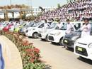 Ông chủ mua 1.260 xe hơi, 400 căn hộ tặng nhân viên