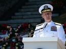 Tư lệnh Hạm đội 7 mất chức