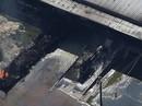 Tiếp tục cháy lớn tại nhà máy hóa chất ở Texas