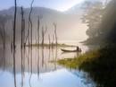 """""""Mục sở thị"""" hồ nước đẹp hàng đầu tại miền Nam Việt Nam"""