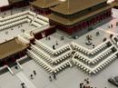 Tái tạo tử cấm thành bằng 500.000 miếng lego