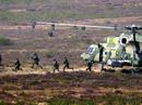 """Cận cảnh cuộc tập trận """"khủng"""" của Nga - Belarus"""
