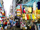 """Chợ Quý Bà, thiên đường mua sắm """"hàng hiệu"""" giá rẻ ở Hồng Kông"""