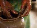 Độc đáo nghệ thuật làm gốm ở Bàu Trúc