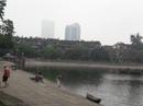 Nhăm nhe lấp hồ Thành Công xây cao ốc