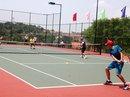 44 vận động viên tham gia giải quần vợt