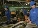 Quy định về chuyển xếp lương với công nhân quốc phòng