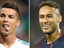 Sa sút phong độ, Ronaldo sắp bị Neymar chiếm chỗ