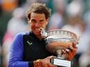 Nadal chinh phục ngôi vương, lập kỷ lục ở Roland Garros