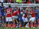 Nhấn chìm Leicester, M.U lập hat-trick chiến thắng